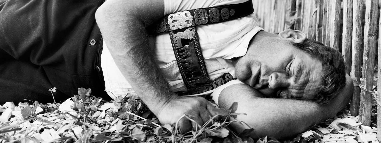 Schlaf des Gerechten, Nyon, 2001